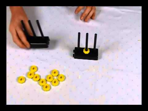 Place Value 3 Prong Abacus