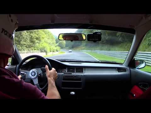 Honda Civic EG B18C Nurburgring Nordschleife 12-9-2015
