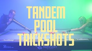 'Smoking Hot' Pool Trickshots!! -- Venom Trickshots IV - Ep 4