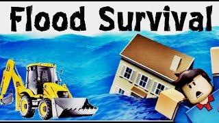 Sel Bask #roblox di sopravvivenza alluvionale