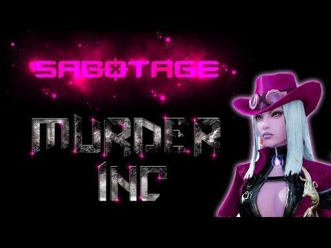 AION Gunner Sabotage & Murder INC