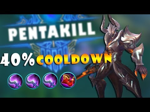 ARGUS 40% COOLDOWN REDUCTION INSANE GAMEPLAY MUST SEE!