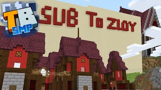 How to plan a big town in survival minecraft