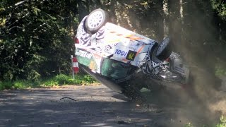 Rallye Mont Blanc 2016 Crash and Show Day 1(HD)