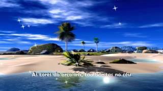 Baixar Somewhere Over the Rainbow - What a Wonderful World - Israel Kamakawiwo'Ole - Tradução - Janisvaldo
