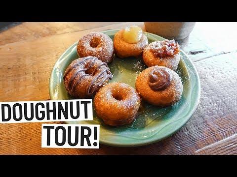 The ULTIMATE DOUGHNUT TOUR! (Portland, Oregon)