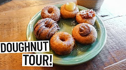 The ULTIMATE DOUGHNUT TOUR! (Portland, Oregon)