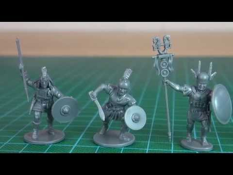 Victrix Samnites and Iberians