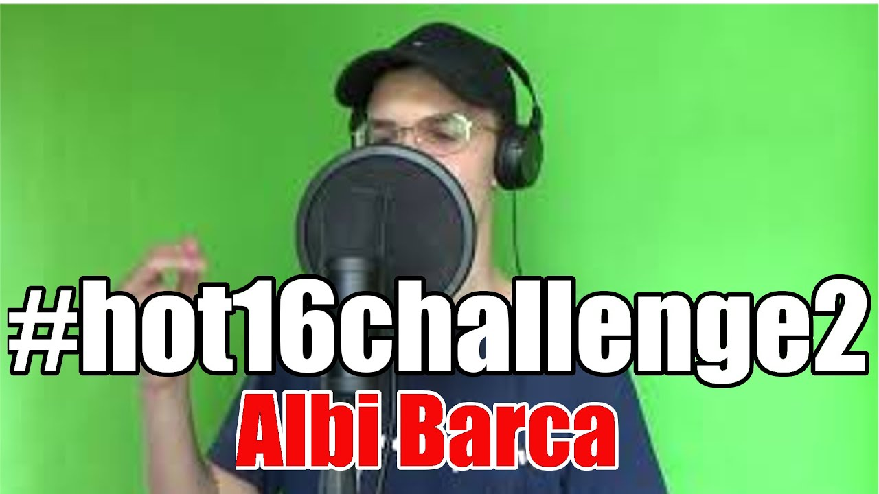 Albi Barca #hot16challenge2