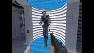 Half-Life Alpha v 0.52 (9/4/97) - Tech Demo Gameplay