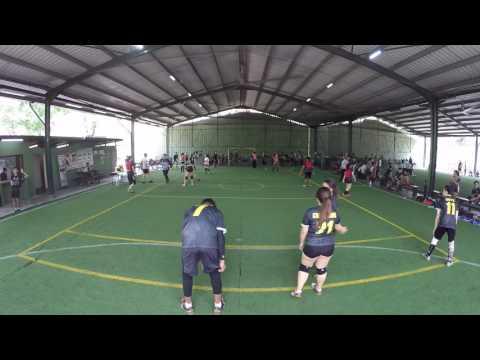 Social League Coed | Day 1 - Alliance Vs Floor Bandits