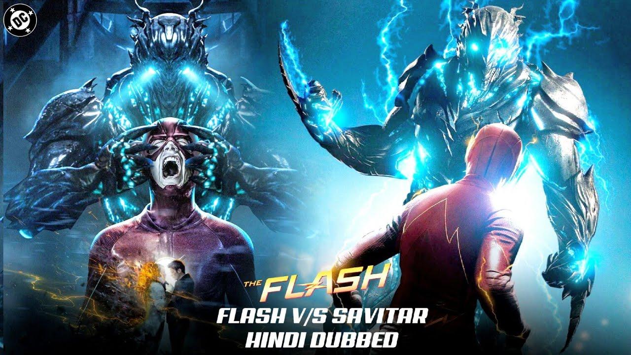 Download Flash Season 3 Hindi Dubb   Flash vs Savitar   Fan Dubb