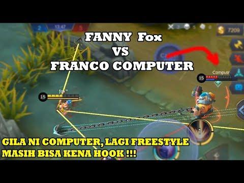 THE NEXT LEVEL FRANCO USER : COMPUTER ! HOOKNYA LEBIH JAGO DARI FOX WKWK