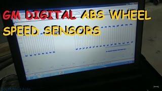 A Look At GM Digital ABS Wheel Speed Sensor