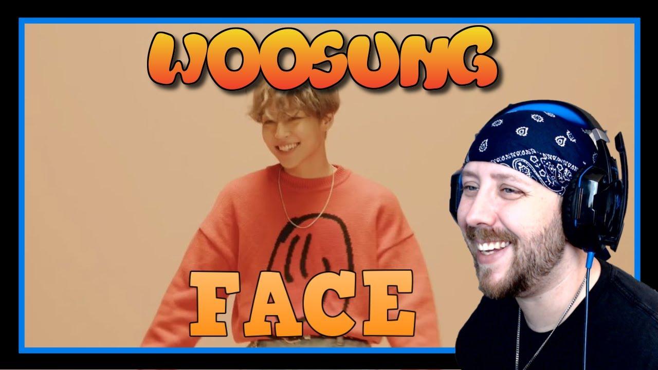 Woosung - Face MV Reaction | Metal Musician Reacts