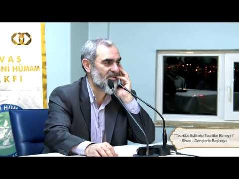 Müslüman Hiçbir Alanda Aşağılık Kompleksine Kapılamaz! - Nureddin Yıldız