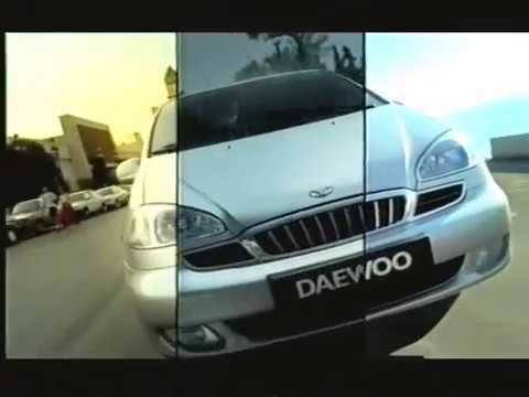 Daewoo Taa ad 2001 - YouTube
