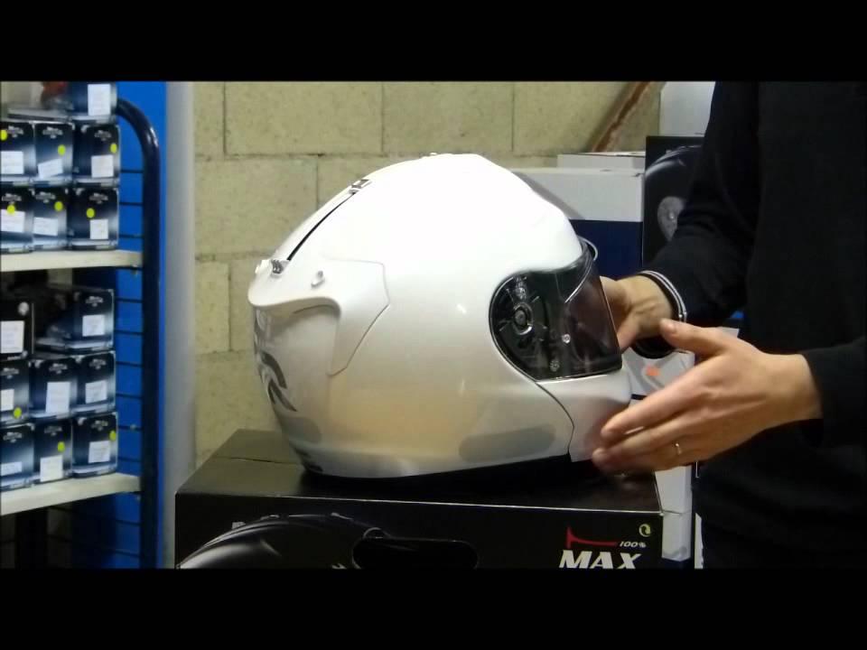 video test du nouveau casque modulable hjc r pha max ixtem moto youtube. Black Bedroom Furniture Sets. Home Design Ideas