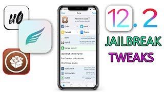 NEW Jailbreak iOS 12.1.3 / 12.1.4 / 12.2 & Top iOS 12 Cydia Tweaks!