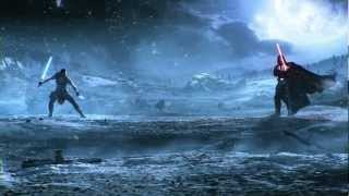 Star Wars The Force Unleashed II Snow Trailer HD