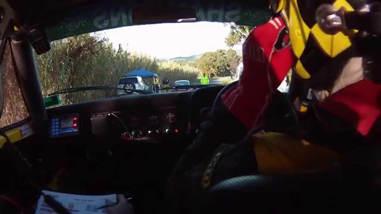 Adelaide Hills Tarmac Rally , Blewitt Springs Stage
