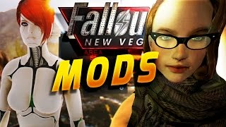 Top 13 Fallout New Vegas Mods
