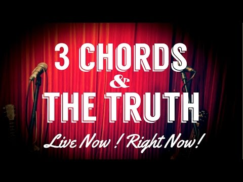 """Silver Linings"" - Giffinheart's - 3 Chords & The Truth - Old Time Radio Medicine Show"