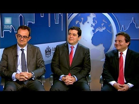 Alejandro Garza, Sergio Ramirez Lomelin, Luis Castilla | ATVM | World Finance Videos