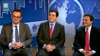 Alejandro Garza, Sergio Ramirez Lomelin, Luis Castilla | ATVM | World Finance Videos