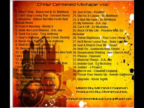 Christ Centered Mixtape Vol.1 - Gospel Reggae