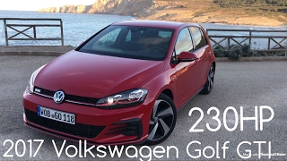 [Review] 2017 Volkswagen Golf GTI - Technology Update