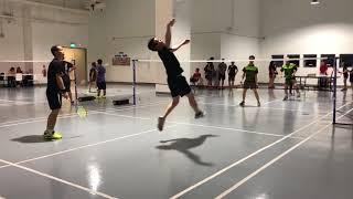 Badminton Doubles 3 Part 1