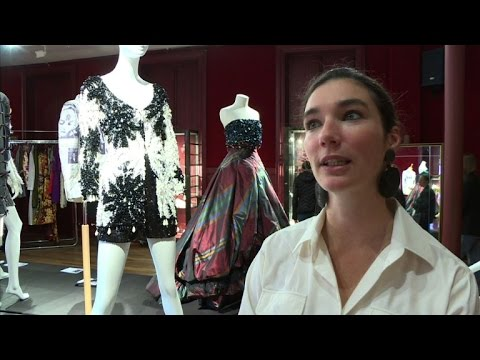 Alexis Mabille auctions off private Dior collection