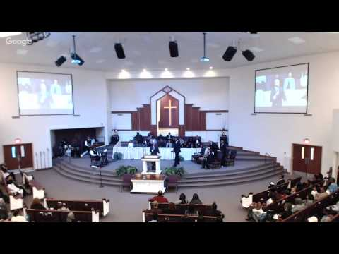 LIVE Sunday morning service 8th Street Missionary Baptist Church