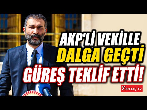 Barış Atay AKP'li