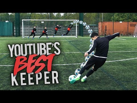 F2 VS BEST KEEPER ON YOUTUBE!
