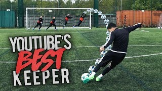 F2 VS BEST KEEPER ON YOUTUBE! thumbnail
