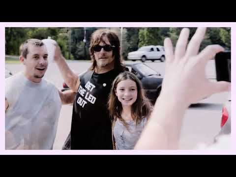 Norman Reedus •  Nicest & Best moments with his fan