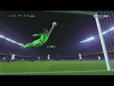 Marc-André Ter Stegen - Craziest Saves Ever HD 