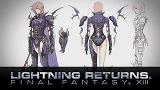 Inside The Square #2 (of 3) - LIGHTNING RETURNS: FINAL FANTASY XIII