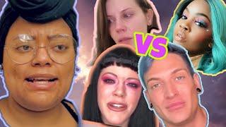 Nick Snider vs. Tea By Ali ; Petty Paige vs. Ashlye Kyle | Why Can
