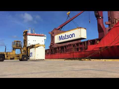 Saipan Shipping Company Documentary--Introduction