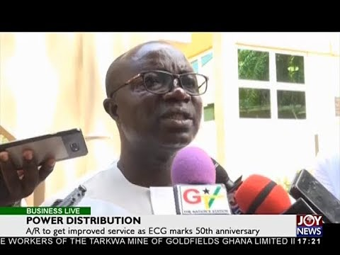 Power Distribution - Business Live on JoyNews (13-3-18)