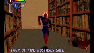[TAS] PSX Spider-Man 2: Enter: Electro by arandomgameTASer in 22:14.93