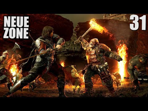 Mittelerde: Schatten des Krieges #31 Neue Zone  | Shadow of War Gameplay German