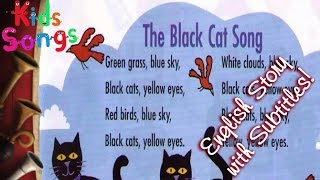 Kid songs - The Black Cat Song