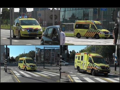 (7) Hulpdiensten met spoed in Rotterdam - 06+07/09/16