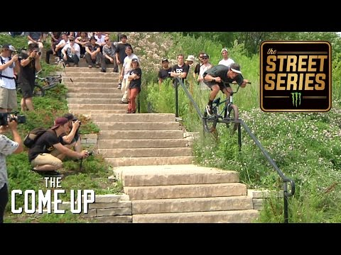 BMX Day - The Street Series in Chicago