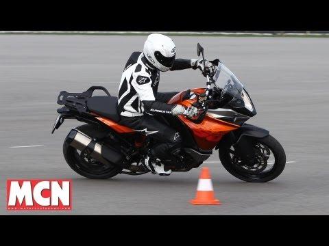 KTM's Uncrashable Bike: New Bosch ABS | News | Motorcyclenews.com