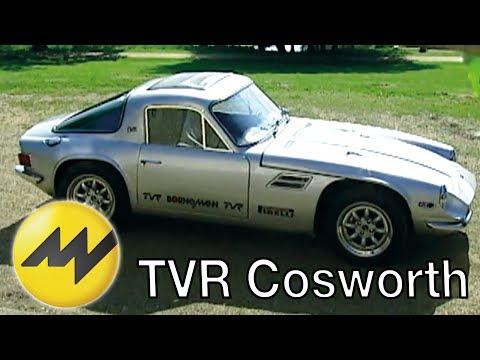 Turbo-Oldtimer: Der TVR